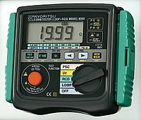 """Kyoritsu KEW Model 6050 - многофункциональный измеритель: измерение сопротивления петли """"фаза-ноль"""", тестер УЗ"""