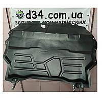 Защита двигателя (дизель) ПЛАСТИК VW Tiguan 07-16