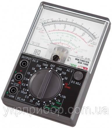 Kyoritsu KEW Model 1109S - Аналоговый мультиметр