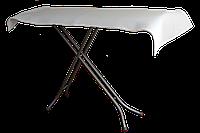 Чехол для гладильной доски Профессиональный (полиэфир) QSLEEP 45*140 см белый, фото 1