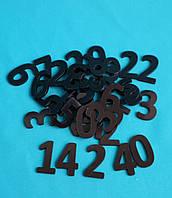 Нумерація для камер зберігання на клейкій основі, фото 1