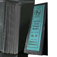 Иглы для вышивания бисером CZSMEN steel 25 шт (Германия)