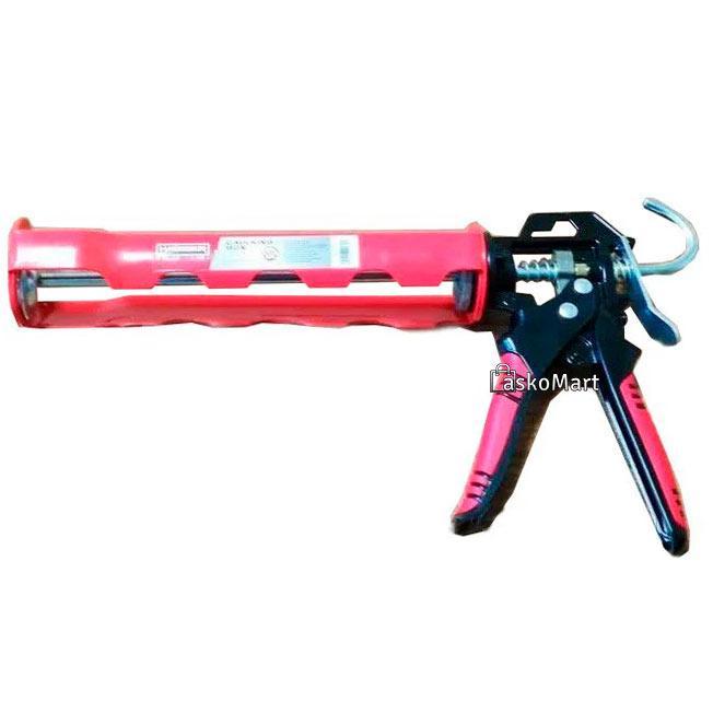 Пістолет для герметика професійний (каркасний) Haisser Heavy Duty 31120 (90792)