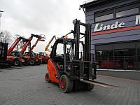 Вилочный погрузчик Linde H35T-02 2015 года