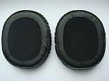 Амбушюры черные (подушечки) для наушников Marshall Monitor, фото 5