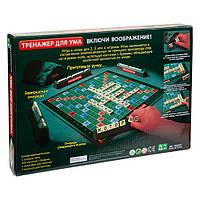 Настольная игра Тренажер для ума - Scrabble на русском