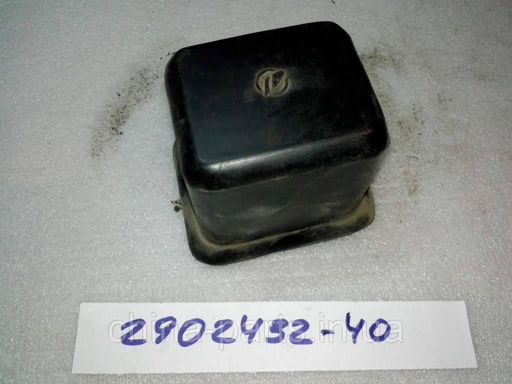 Подушка отбойная передней рессоры 2902432-40 FAW 3252