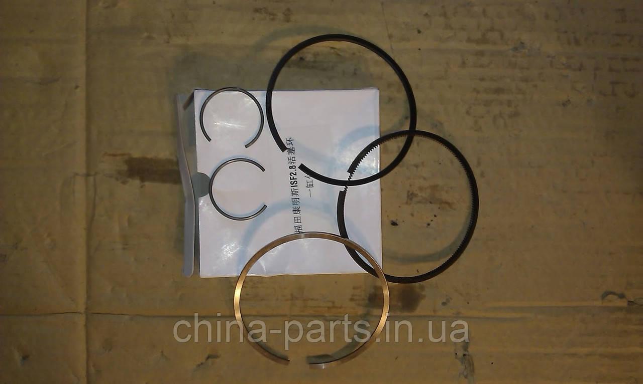 Кольца поршневые комплект 4309423 Cummins ISF2.8