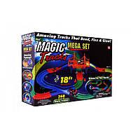 Детская гибкая игрушечная Дорога Magic Tracks 360 деталей, фото 1
