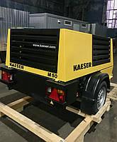 Передвижной дизельный компрессор Kaeser M50