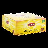 Чай чёрный в пакетиках Lipton Yellow Label 2 г х 100 шт