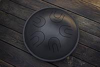Уникальный подарок - , волшебный звук Глюкофона (hang ханг ) 36 см (звукоряд NATURAL MINOR)
