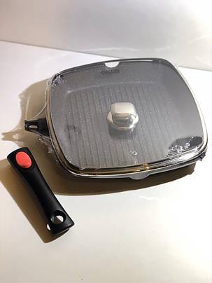 Сковорода-гриль с крышкой BN-314, фото 2