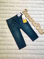 Детские джинсовые бриджи, шорты для девочки 3-4 года рост 104 см. фирмы H&M