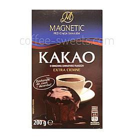 Какао порошок Magnetic cacao extra ciemne 200 g