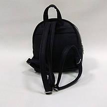 Маленький жіночий рюкзак Forever Young. Чорний, фото 3