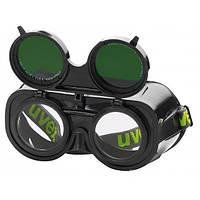 Очки для газосварки Uvex закрытые Амиго 9350.035