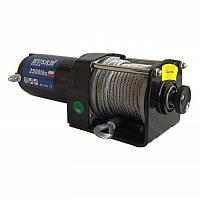Лебедка электрическая для квадроцикла Husar BST 2500 LBS 1134 кг 12 V