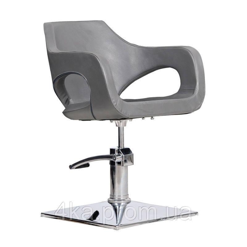 Перукарське крісло BRESSO, графітовий