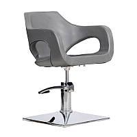 Перукарське крісло BRESSO, графітовий, фото 1