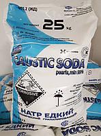 Сода каустична гранульована (сода каустическая в гранулах) натрій їдкий