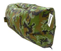 Надувной матрас Ламзак Kronos Top AIR ARMY (gr_007556)