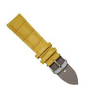 Ремешки для часов кожаные  размер 24 мм