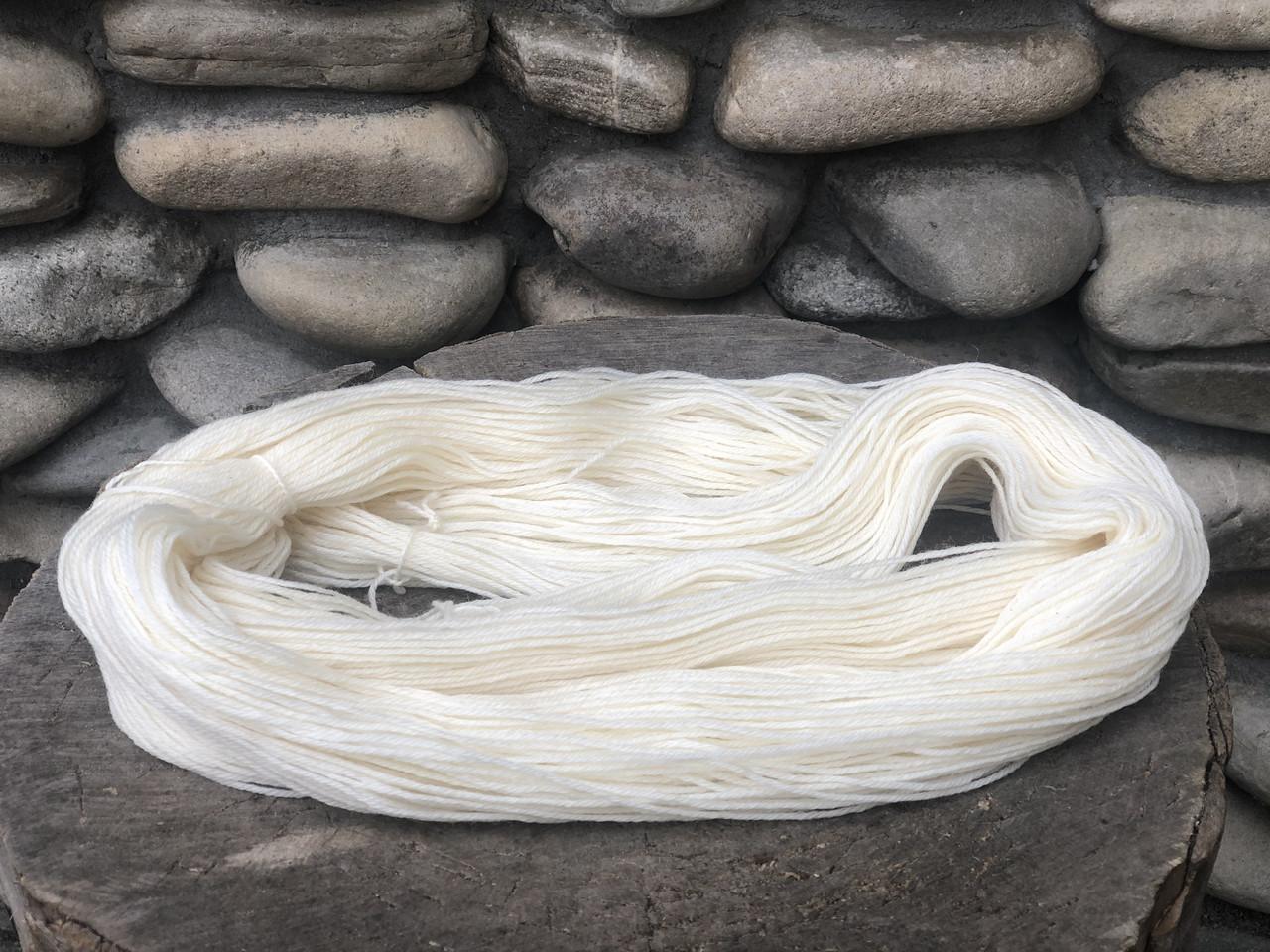 Носочная пряжа Filcolana Arwetta Classic ,неокрашенная в пасмах.