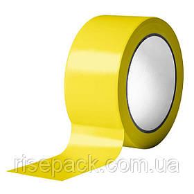 Скотч 48х150 желтый упаковочный