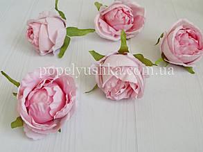 """Головка """"Троянди"""" закрита рожева"""