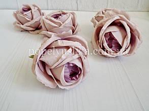 "Головка ""Троянди"" закрита пастельна"
