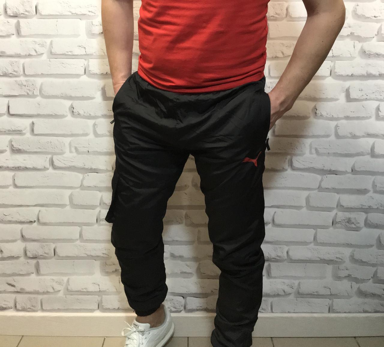 Мужские спортивные штаны Puma Heat