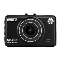 Видеорегистратор Globex GE-200NV (GE200NV)