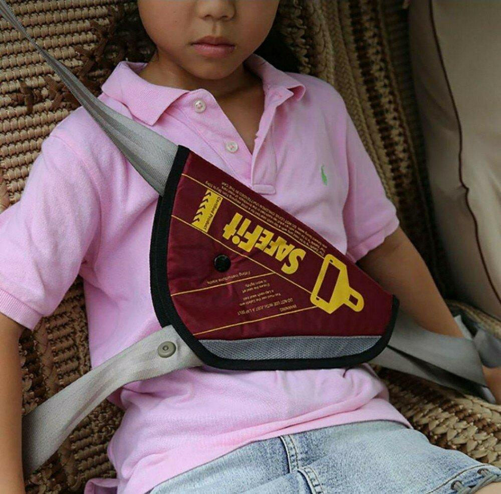 Детское удерживающее устройство ФЭСТ SafeFit, треугольник адаптер ремней безопасности
