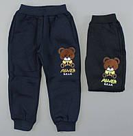 {есть:1 год,3 года,5 лет} Утепленные спортивные брюки для мальчиков S&D,  Артикул: CH5926 [1 год], фото 1