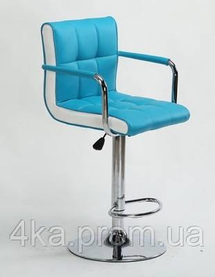 Барне крісло,стілець візажиста НС 811W