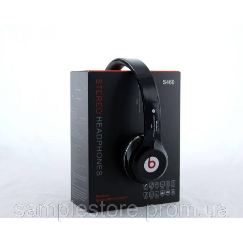 Беспроводные наушники MDR S460 BT Bluetooth наушники