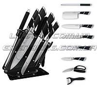 Набор ножей 9 предметов. Edenberg EB-3613