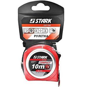 Рулетка 10 метров Stark Compact 10x25