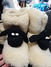 Чуні з овечої шерсті ШОН дорослі