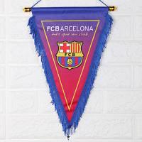 Вымпел треугольный FC Barcelona