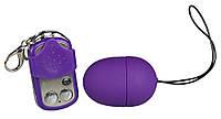 Виброяйцо RC Purple & Silky Vibro-bullet, фото 1