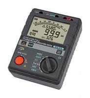 Kyoritsu KEW Model 3126 - Цифровой высоковольтный мегаомметр (измеритель сопротивления изоляции)