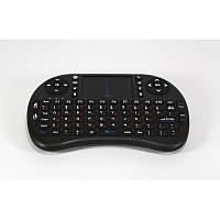 Клавиатура беспроводная wireless MWK08/i8 + touch, фото 1