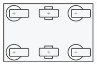 Колеса: варианты креплений колес и роликов