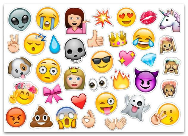 Stickers Pack Emoji #259