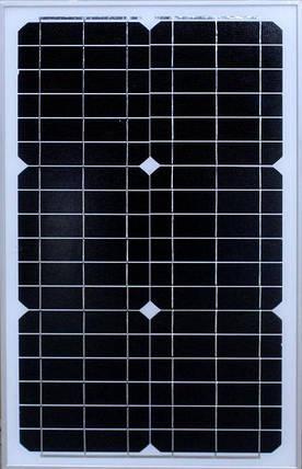 Солнечная панель, солнечная батарея Solar board 30W 18V 37*3.5*65, фото 2