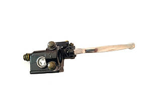 Машинка тормозная  GY6  заднего тормоза (левая, рычаг хром)  #1, фото 2