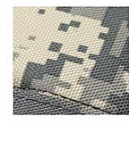 Рюкзак городской тактический темно-серый камуфляж с шевроном Американский флаг, фото 6
