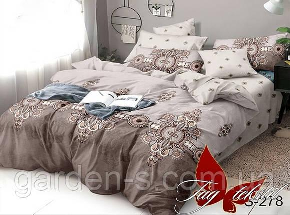 Комплект постельного белья TM TAG Сатин S278, фото 2